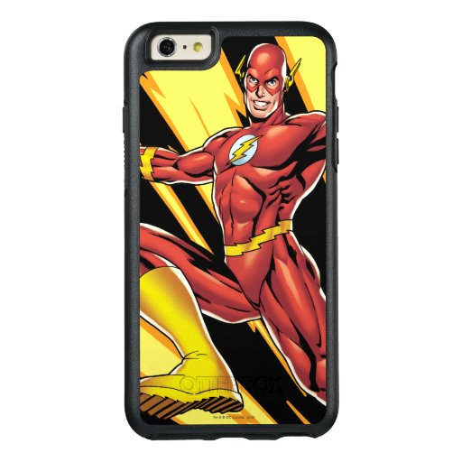 The Flash Lightning Bolts OtterBox iPhone 6/6s Plus Case