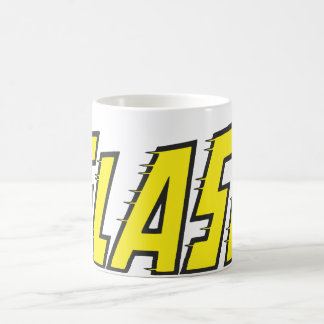 The Flash Logo Yellow Coffee Mug