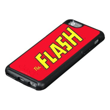 The Flash Logo Yellow OtterBox iPhone 6/6s Case