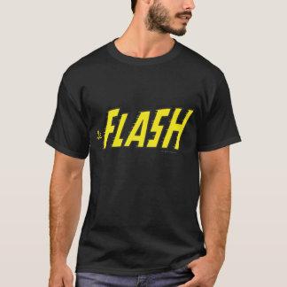 The Flash Logo Yellow T-Shirt