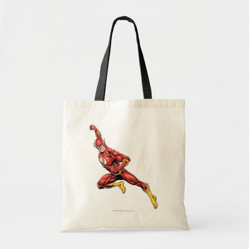 The Flash Lunging Budget Tote Bag
