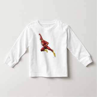 The Flash Lunging Toddler T-shirt
