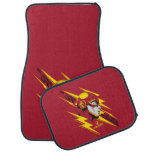 The Flash | My Whole Life I've Been Running Car Floor Mat