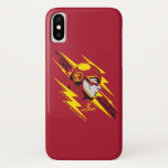 The Flash | My Whole Life I've Been Running iPhone X Case