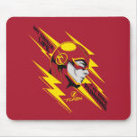 The Flash | My Whole Life I've Been Running Mouse Pad