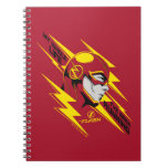 The Flash | My Whole Life I've Been Running Notebook
