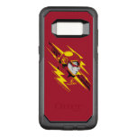 The Flash | My Whole Life I've Been Running OtterBox Commuter Samsung Galaxy S8 Case
