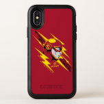 The Flash | My Whole Life I've Been Running OtterBox Symmetry iPhone X Case
