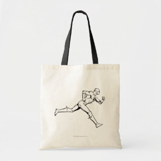 The Flash Running Outline Tote Bag