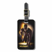 The Flash | Sprint Start Position Bag Tag