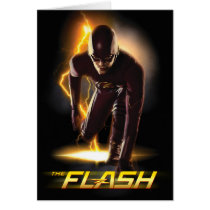 The Flash | Sprint Start Position Card