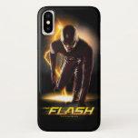 The Flash | Sprint Start Position iPhone X Case