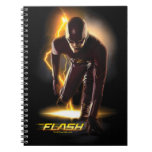 The Flash | Sprint Start Position Notebook