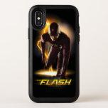 The Flash | Sprint Start Position OtterBox Symmetry iPhone X Case