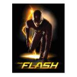 The Flash | Sprint Start Position Postcard