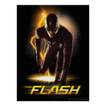 The Flash | Sprint Start Position Poster