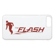 The Flash | Super Hero Name Logo iPhone 8 Plus/7 Plus Case