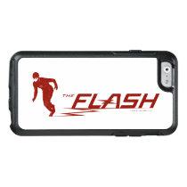 The Flash | Super Hero Name Logo OtterBox iPhone 6/6s Case