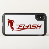 The Flash | Super Hero Name Logo Speck iPhone X Case