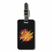 The Flash | The Fastest Man Alive Bag Tag