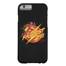 The Flash | The Fastest Man Alive Barely There iPhone 6 Case