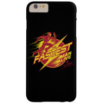 The Flash | The Fastest Man Alive Barely There iPhone 6 Plus Case