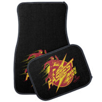 The Flash | The Fastest Man Alive Car Floor Mat