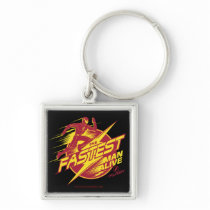 The Flash | The Fastest Man Alive Keychain
