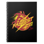 The Flash | The Fastest Man Alive Notebook