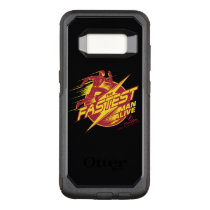 The Flash | The Fastest Man Alive OtterBox Commuter Samsung Galaxy S8 Case