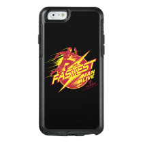 The Flash | The Fastest Man Alive OtterBox iPhone 6/6s Case