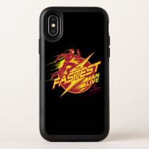The Flash | The Fastest Man Alive OtterBox Symmetry iPhone X Case