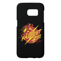 The Flash | The Fastest Man Alive Samsung Galaxy S7 Case