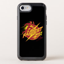 The Flash | The Fastest Man Alive Speck iPhone Case