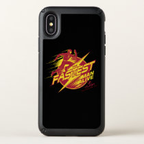 The Flash | The Fastest Man Alive Speck iPhone X Case