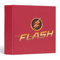 The Flash | TV Show Logo 3 Ring Binder