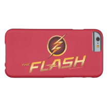The Flash | TV Show Logo Barely There iPhone 6 Case