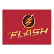 The Flash | TV Show Logo Card