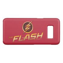 The Flash | TV Show Logo Case-Mate Samsung Galaxy S8 Case