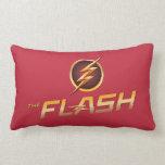 The Flash | TV Show Logo Lumbar Pillow