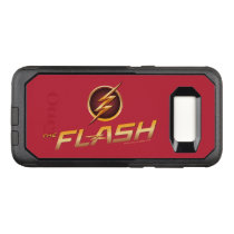 The Flash | TV Show Logo OtterBox Commuter Samsung Galaxy S8 Case