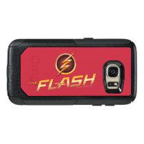The Flash | TV Show Logo OtterBox Samsung Galaxy S7 Case