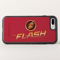 The Flash | TV Show Logo OtterBox Symmetry iPhone 8 Plus/7 Plus Case