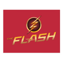 The Flash | TV Show Logo Postcard