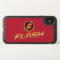 The Flash | TV Show Logo Speck iPhone X Case