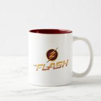 The Flash | TV Show Logo Two-Tone Coffee Mug