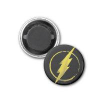 justice league, batman, flash, superman, green lantern, dc comics, super hero, coffee stain, art, Ímã com design gráfico personalizado