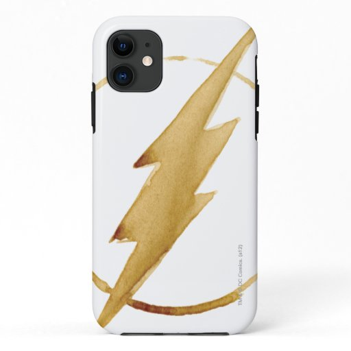 The Flash | Yellow Chest Emblem iPhone 11 Case