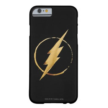 The Flash | Yellow Chest Emblem Barely There iPhone 6 Case