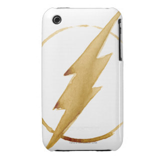 The Flash   Yellow Chest Emblem iPhone 3 Cover